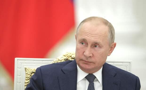 Путин обсудит пандемию на совещании с Правительством