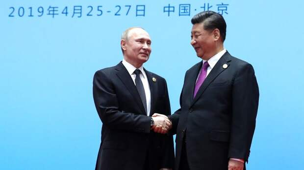 Пекин считает российско-китайские отношения образцовыми для мировых держав