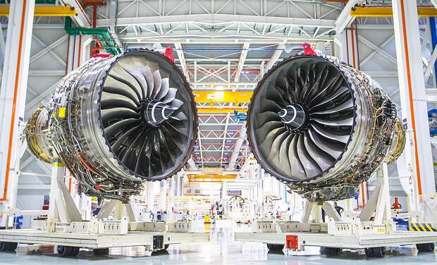 В РФ проходят испытания турбовентиляторного двигателя ПД-35