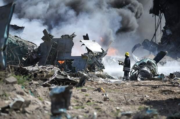 Приписываемый россиянам взрыв боеприпасов во Врбетице был незапланированным, заявили в Чехии