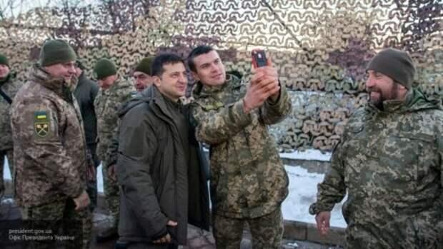 Зеленский открыто отказался выполнять «Минска-2» по Донбассу