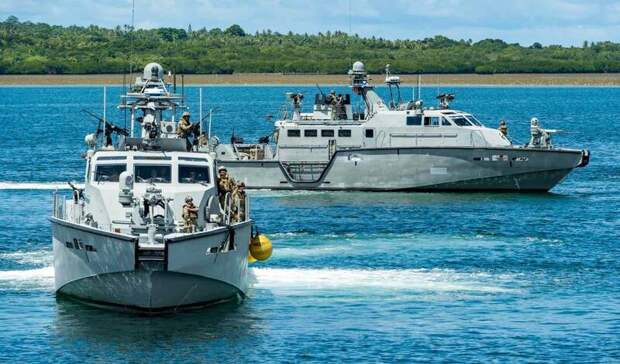Бери, друже, что нам негоже: США продадут Украине патрульные военные катера
