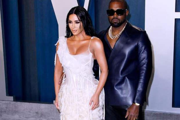 Раскрыта причина развода Ким Кардашьян и Канье Уэста
