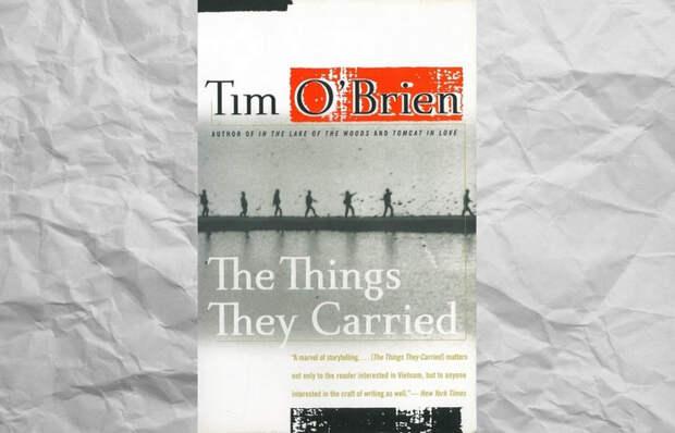 Книга «Вещи, которые они несли с собой»./фото: fargate.ru