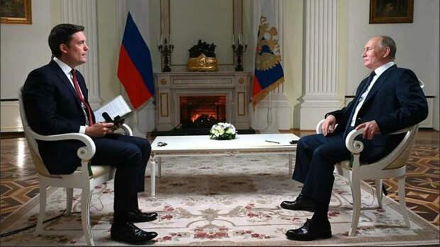Интервью Путина и никчемность переговоров с США
