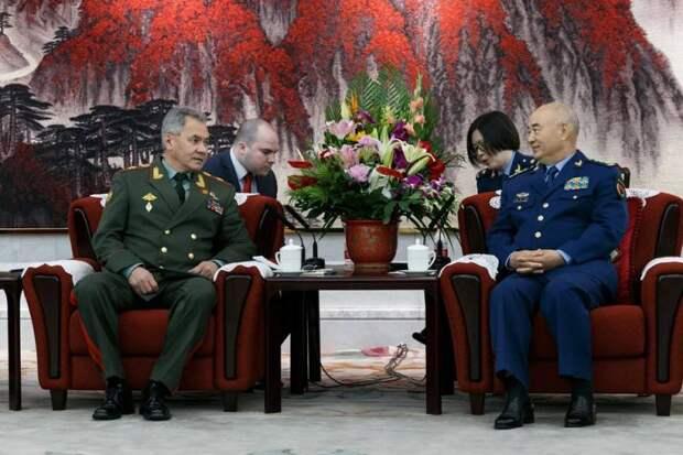 Asia Times: Россия и Китай формируют полномасштабный военный альянс