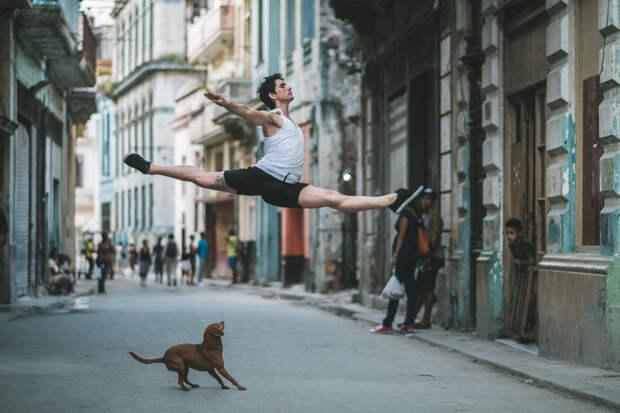 Омар З. Роблес фотографирует танец 17