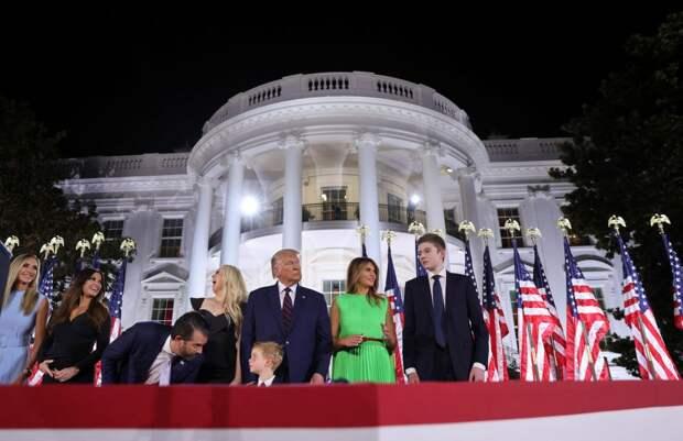 Америка на грани жизни и смерти. Трамп продолжает свою битву