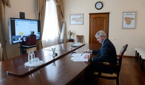 Два новых индустриальных парка создадут в Воронежской области
