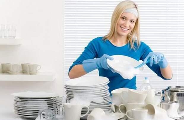 Как сделать средство для мытья посуды из простых ингредиентов