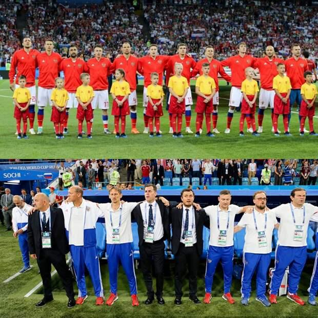 Комментарии читателей британской Guardian об игре Хорватия - Россия.