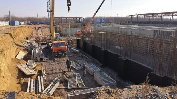 До конца года закончат строительство канализационных сетей в Донецке