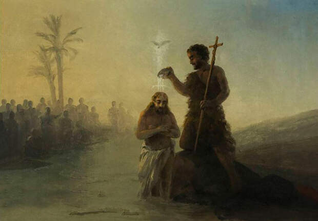 Как Христа изображали русские художники