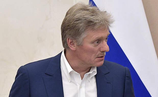 Кремль оценил необходимость отправки российских силовиков в Белоруссию