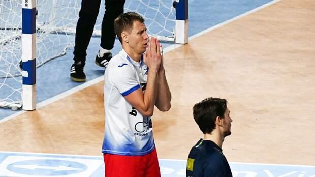Сборную России жестко разгромили в решающем матче чемпионата мира