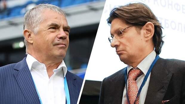 А. Емельяненко предложил Федуну и Медведеву встретиться на ринге: «Или пусть выставят по футболисту от команды»