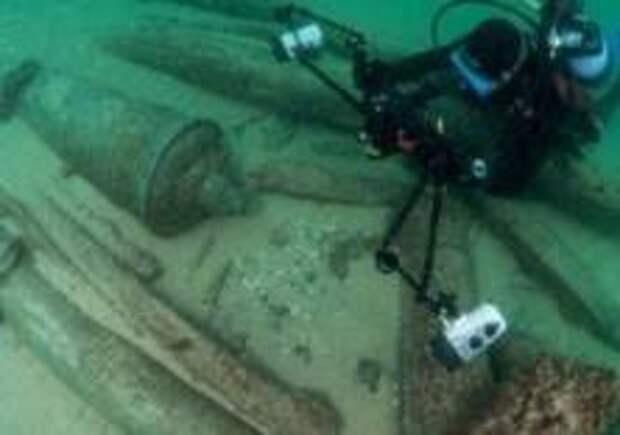 Затонувшее 400 лет назад судно нашли в Португалии