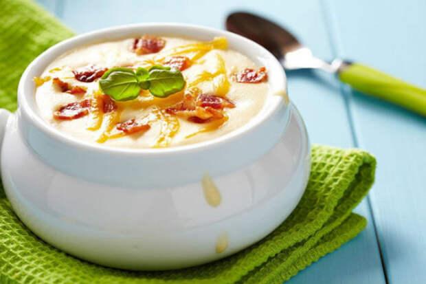 6 простых ибезумно вкусных сырных супов