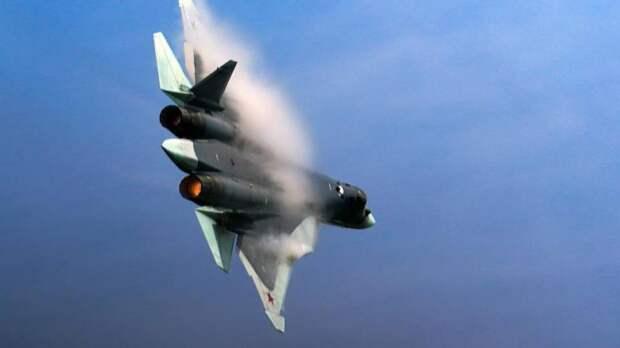Фиаско в схватке с F-22A или очередная порция блефа от мистера Бронка?