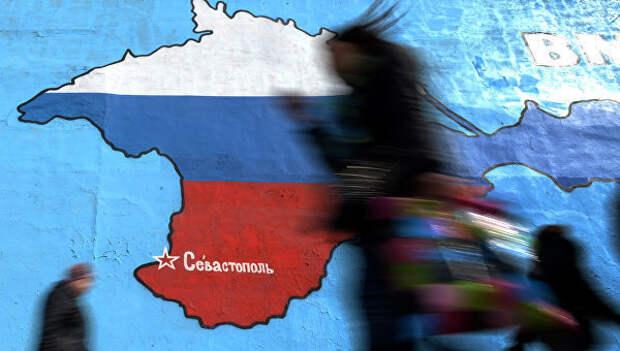 В России хлестко ответили на глумление Киева над затопленным Крымом