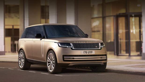 Range Rover проявил преимущества развитой мехатроники