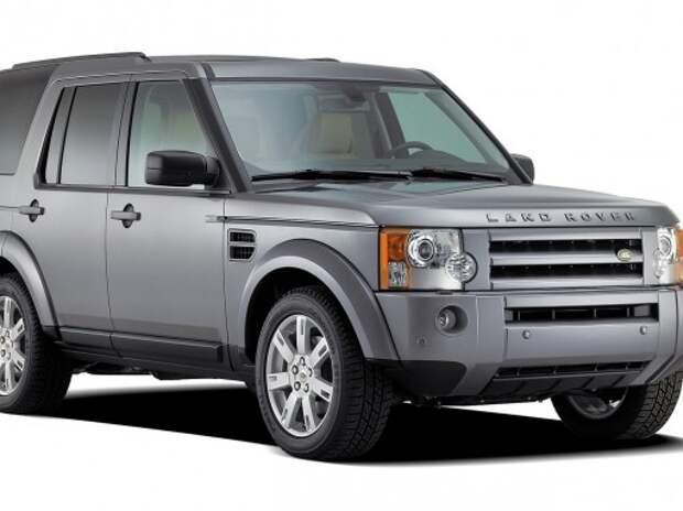 В JLR подсчитали, как дешевеют подержанные Jaguar и Land Rover