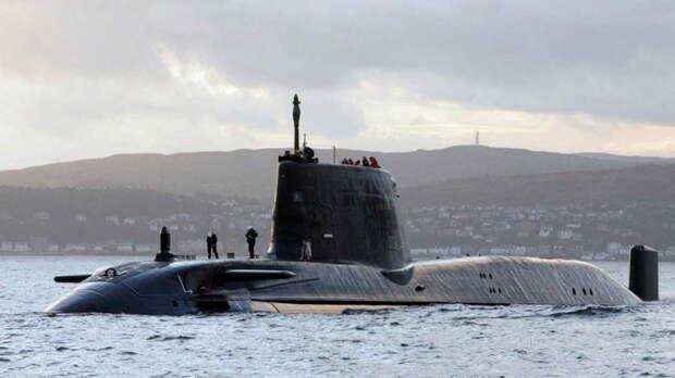 Для британского Королевского флота разработают новую подлодку