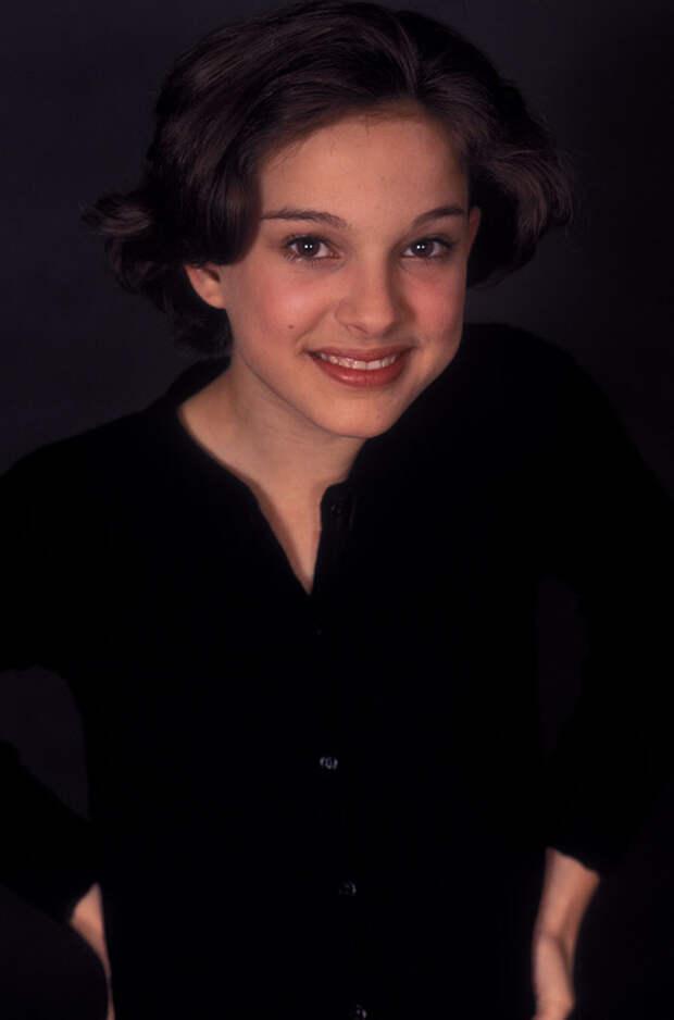 Натали Портман (Natalie Portman) в фотосессии Кена Вайнгарта (Ken Weingart) (1994), фото 10