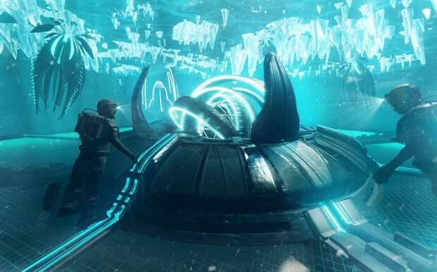 Загадочные встречи с неопознанными подводными объектами