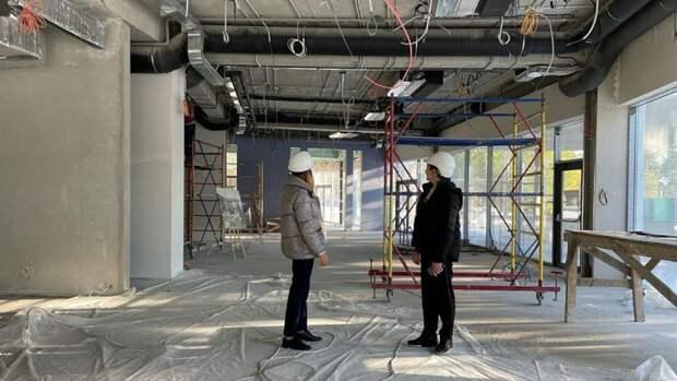 Центр образования №162 в Петербурге откроют после масштабной реконструкции к 1 сентября