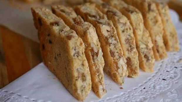 Польское печенье Мазурка
