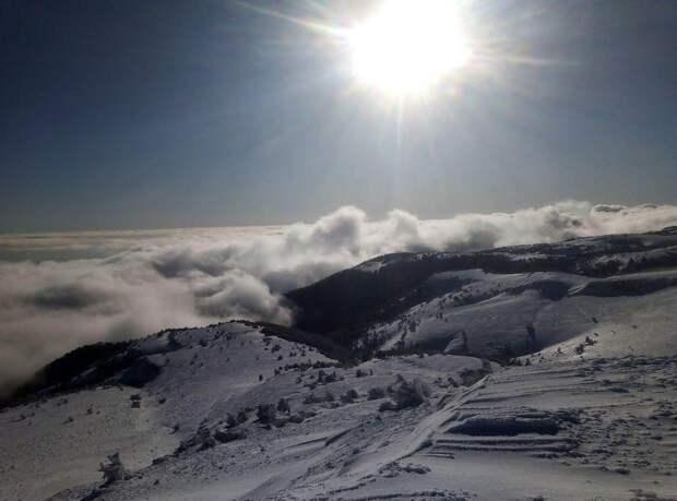 Крытый лыжный парк планируют построить в Ялте