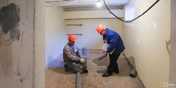 В доме на Шереметьевской восстановили пожарный кран – «Жилищник»