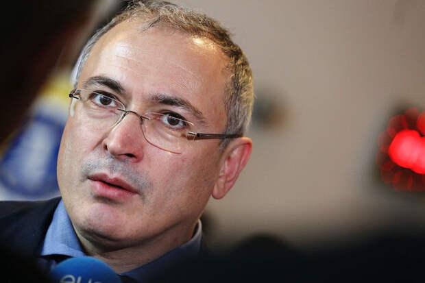 Ходорковский попросил Памфилову не регистрировать Путина кандидатом в президенты