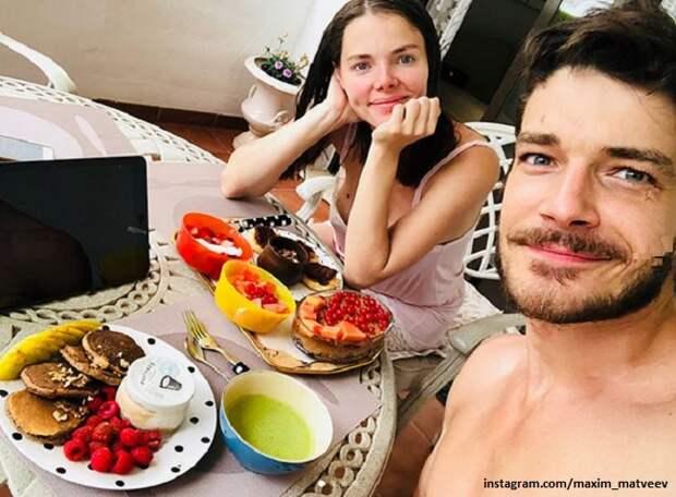 Максим Матвеев рассказал, как отметил  день рождения с Елизаветой Боярской