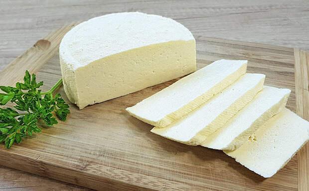 Быстрый рецепт домашнего сыра — всего 10 минут и готово