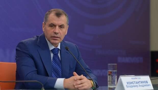Спикер Госсовета республики Крым: В керченском расстреле виноват внутренний враг