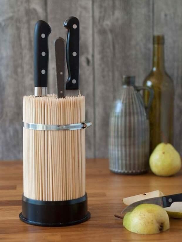 30 гениальных и дешевых приспособлений для кухни Фабрика идей, гениально, держатели, крючки, кухня, приспособления организация пространства