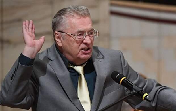 В случае войны в Европе, Литва будет уничтожена, заявил Жириновский