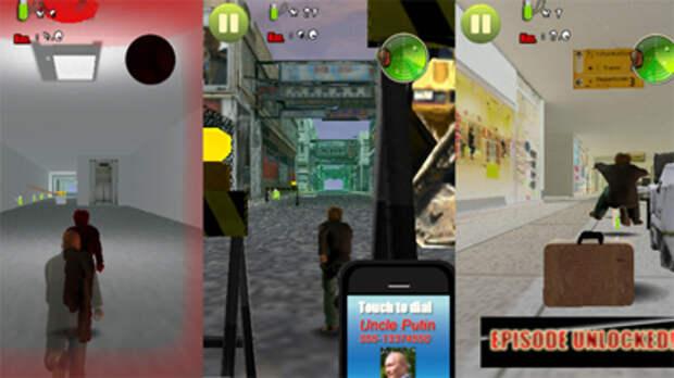 Появилась мобильная игра про Эдварда Сноудена