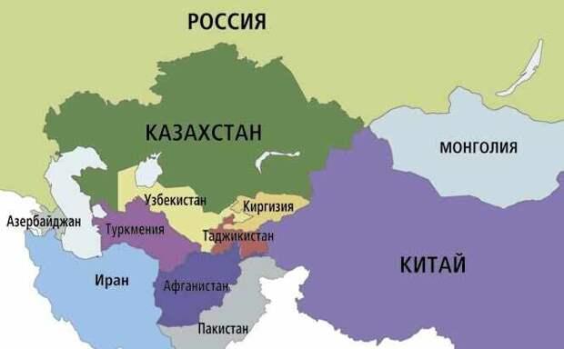 В истории Центрально-Азиатского региона наступает пора радикальных перемен