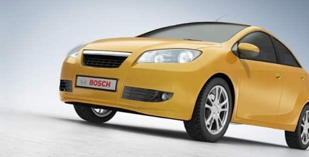 Bosch: в течение 10 лет на рынок выйдут полностью самоуправляемые автомобили