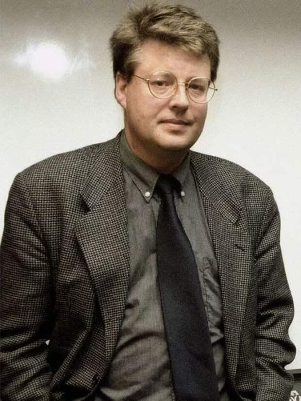 Стиг Ларссон. / Фото: www.24smi.org