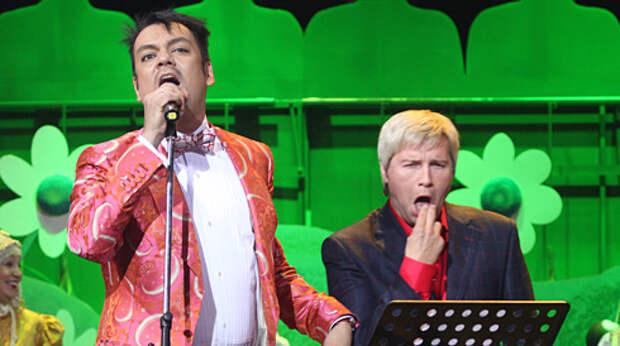 Басков и Киркоров сняли совместный клип, в котором извиняются за «Ибицу» (ВИДЕО)