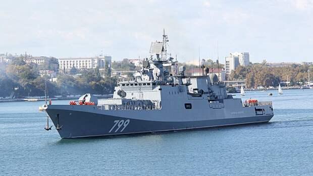 СМИ: американские эсминцы испугались кораблей Черноморского флота РФ