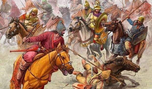 Боспорское царство. Борьба за власть в предверии падения Великой Скифии