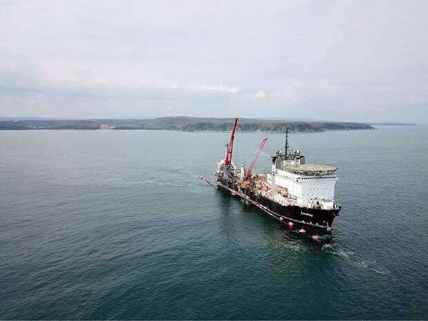 Турция нашла свое месторождение газа в Черном море