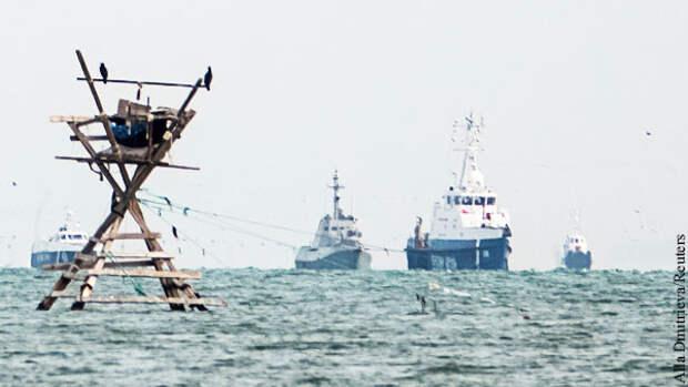 Москва назвала причину возврата Украине кораблей