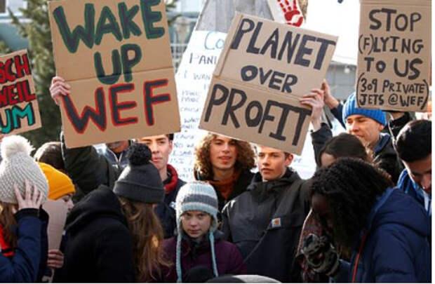 Молодежь по всему миру массово обеспокоилась одной проблемой