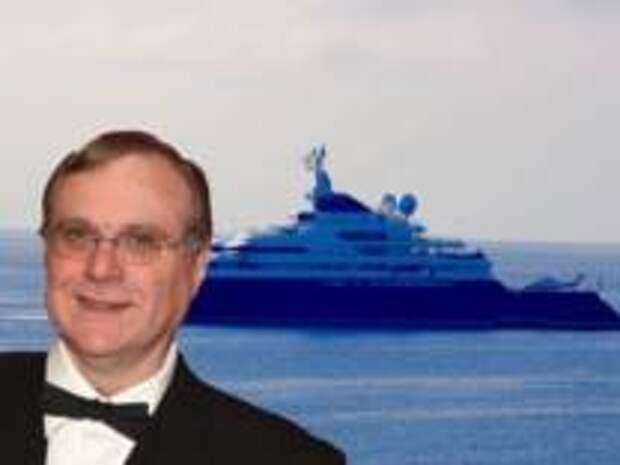 Как теперь будет путешествовать миллиардер Пол Аллен?